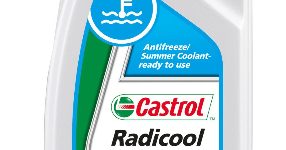 castrol radicool sf premix slump oil. Black Bedroom Furniture Sets. Home Design Ideas